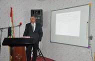 (أ.م.د. راضي فرهود الشيباني) يشارك في أمتحان طلبة البورد العراقي في مدينة الطب في بغداد