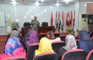 فرع الفسلجة يقيم دورة تدريبية حول (أمراض الجهاز التنفسي) لــ (م.د. فرحان حسين علي)