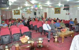 عمادة كلية الطب تقيم أحتفالية ضمن فعاليات أسبوع النصر بمناسبة تحرير الموصل