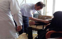 حملة طوعية لطلبة المرحلة السادسة لفحص وعلاج المرضى في دار مسني الديوانية