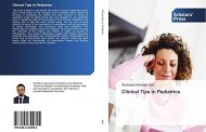 (د. عبد العزيز وناس) يؤلف كتابا بعنوان (نصائح طبية سريرية في طب الاطفال) يصدر عن دار النشر الألمانية (Scholar press)