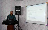 (م.د. وسام صالح عبود) يقيم ندوة علمية حول (حمى القرم النزفية)