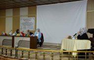 مناقشة رسالة طالبة الماجستير/ الاحياء المجهرية (تبارك سلام عبدالرؤوف)