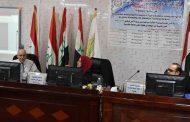 مناقشة رسالة طالبة الدراسات العليا / الدبلوم العالي / طب الأسرة (زهراء عبد الامير كاظم)