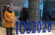 (أ.د. فرقان مجيد حميد) تشارك في مؤتمر جمعية أطباء العيون المقام في السليمانية