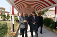 السيد رئيس جامعة القادسية المحترم (أ.د. كاظم جبر الجبوري) يزور كليتنا في زيارة تفقدية