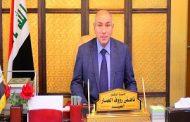 أطيب التهاني من (الأستاذ الدكتور ناهض رؤوف العمار) بمناسبة حلول شهر رمضان المعظم