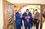 أفتتاح مختبر المهارات السريرية الطبية في كلية الطب