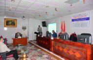 مناقشة أطروحة طالب البورد (محمد حسين عباس) في اختصاص الجراحة