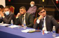 كلية الطب في جامعة القادسية تشارك في الندوة العلمية التي أقامتها الجمعية العراقية للبحوث والدراسات الطبية في محافظة البصرة