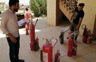 كلية الطب تنجز سلسلة من الإجراءات لضمان سلامة المباني الحكومية وتجنب الحوادث والحرائق تنفيذا للتوصيات الوزارية